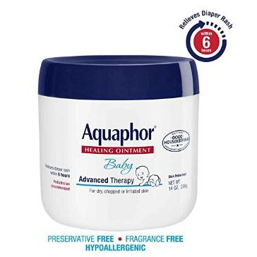 best baby skincare products aquaphor baby healing ointment
