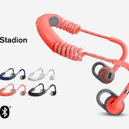 best wireless earphones stadion sports colours