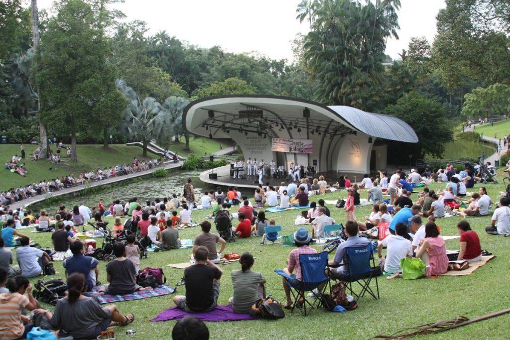 botanic gardens valentines day ideas singapore