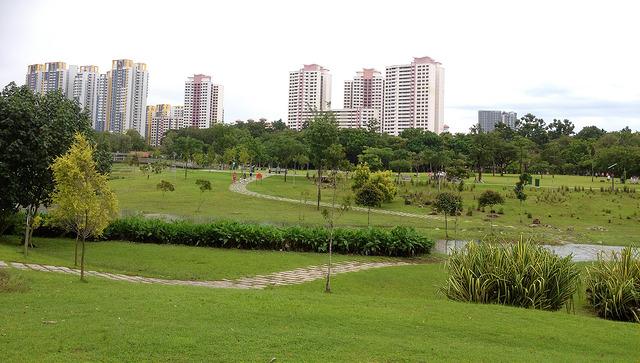cycling singapore bishan ang mo kio park