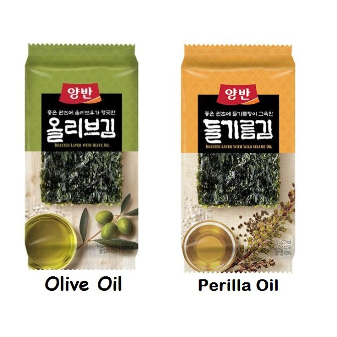 dongwon seaweed korean snacks
