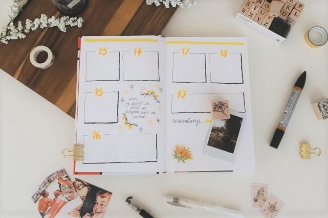 planner 2019 tips