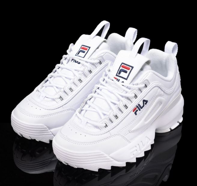 fila disruptors 2 casual shoes for men