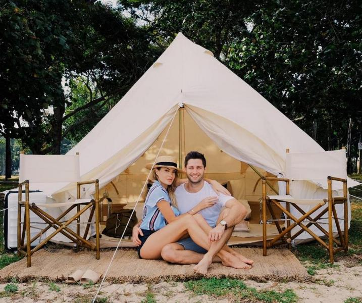 glamping valentines day ideas singapore