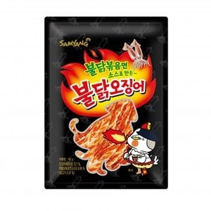 samyang dried squid korean snacks