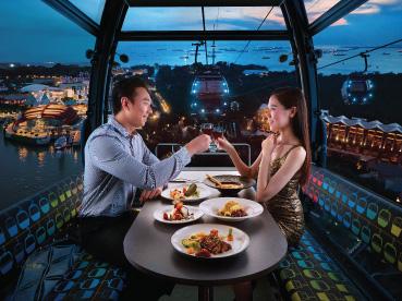 dining on cloud 9 alternative valentine's day ideas singapore