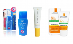 protect sensitive skin with sunscreen
