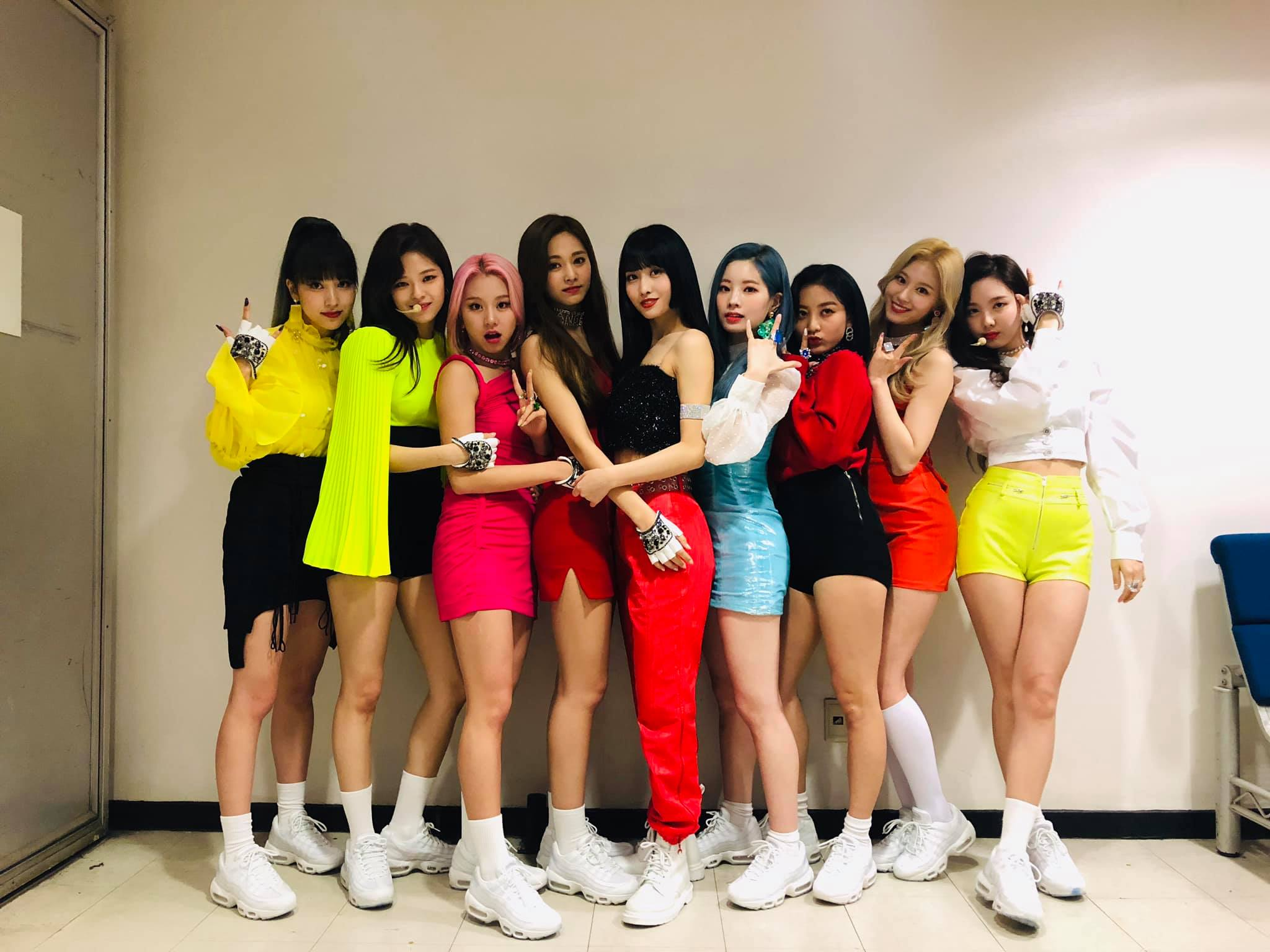 twice upcoming concerts in singapore in 2019