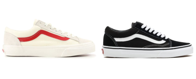 vans old skool collage casual shoes for men