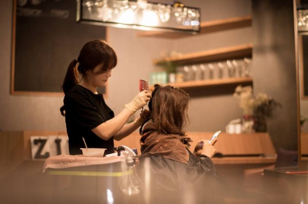 zinc korean hair salon singapore