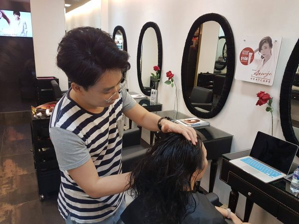 dusol beauty singapore korean hair salon