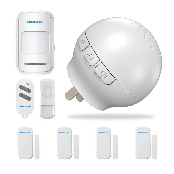 bibene professional wifi home security alarm system singapore