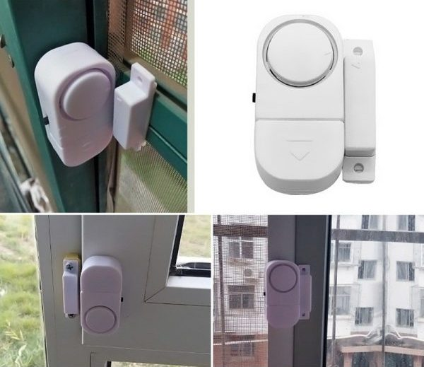 magnetic sensor home security alarm systems singapore