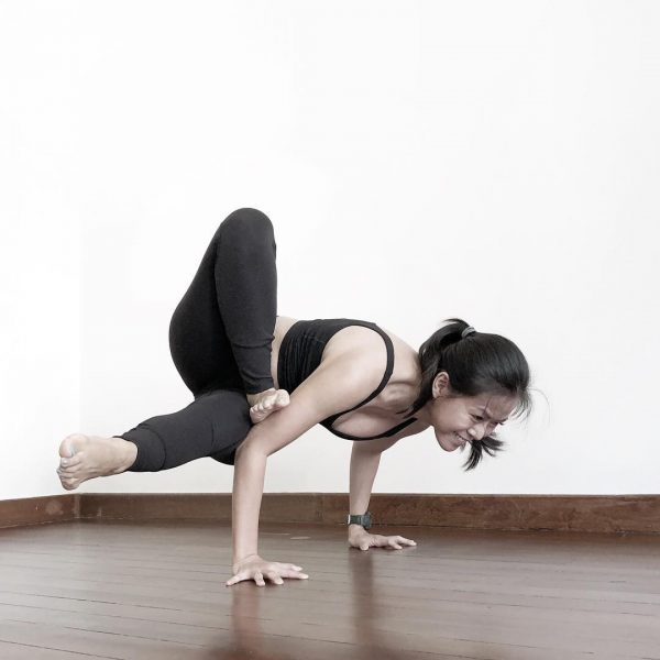 ashtanga power yoga classes singapore