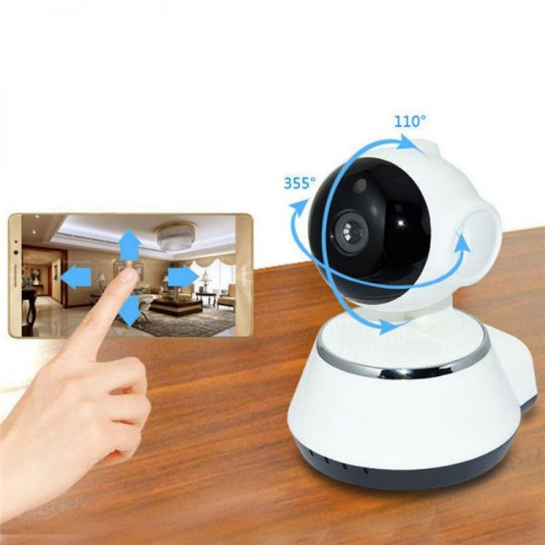 wireless pan tilt home cctv home security systems singapore