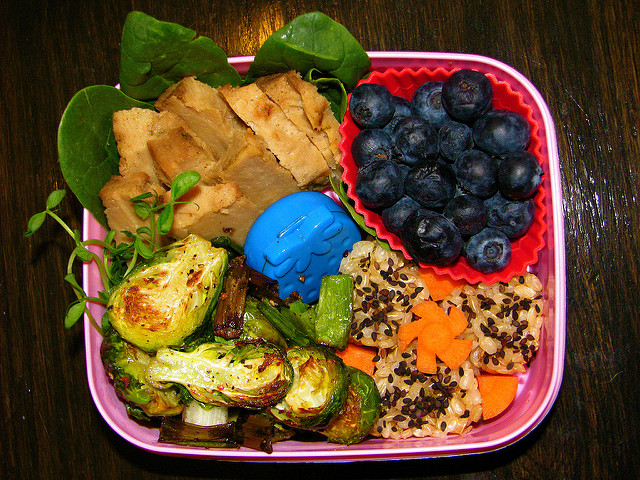 colourful lunch box ideas for kids