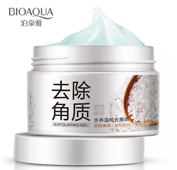 bioaqua face exfoliator