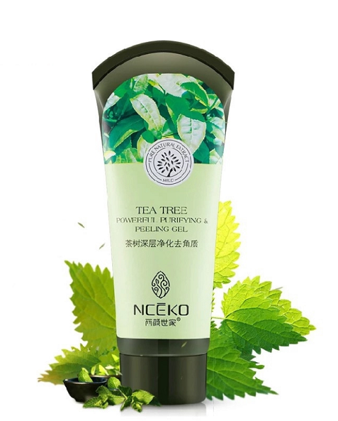 nceko tea face exfoliator