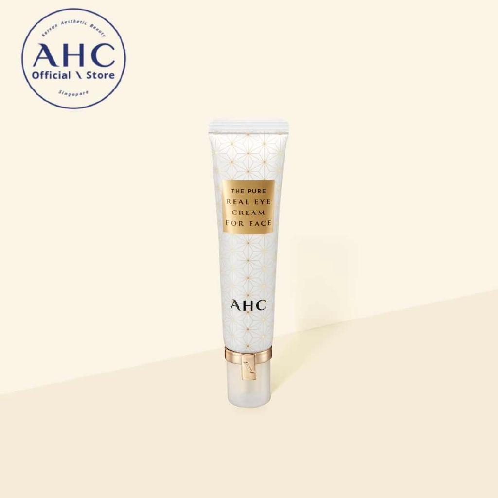 ahc best eye cream in singapore