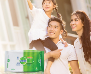 dettol antibacterial wet wipes travel essential carry-on luggage