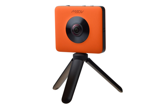 best action camera MADV madventure 360