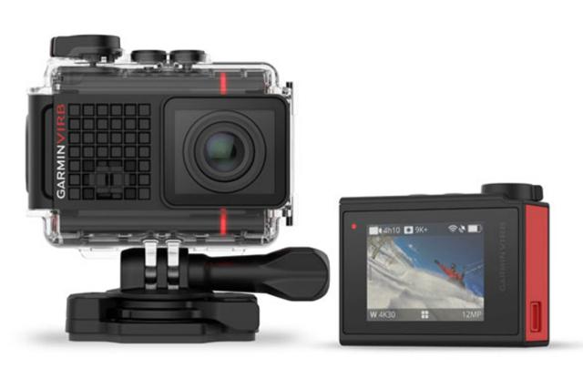 best action camera garmin virb ultra 30