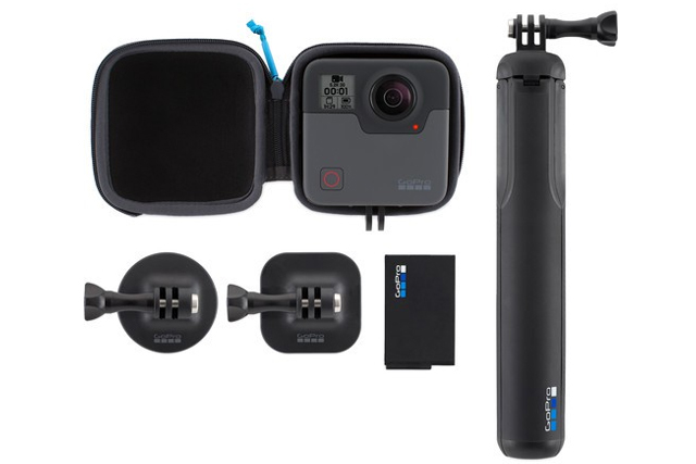 best action camera gopro fusion 360 accessories