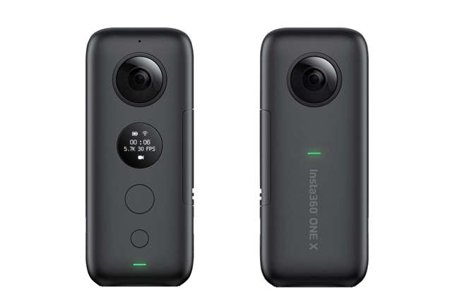 best action camera insta360 one x