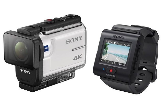 best action camera sony fdr x3000r