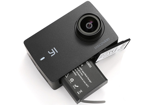 best action camera yi discovery
