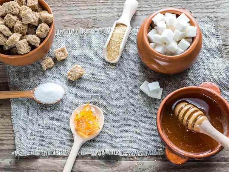 Honey vs Sugar