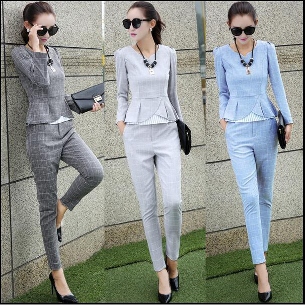 international women's day pant suit