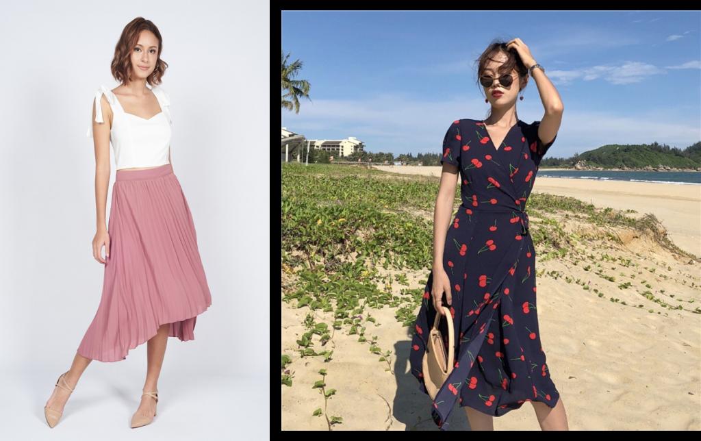 international women's day quirky skirt dress boss girl