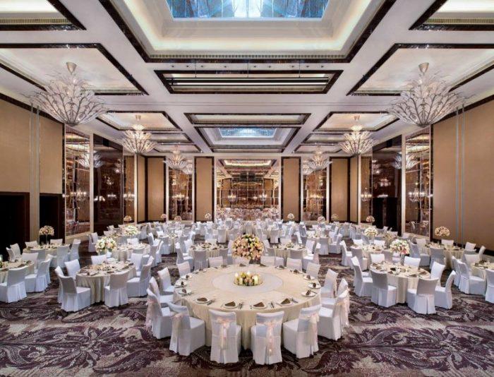 st regis wedding ang bao