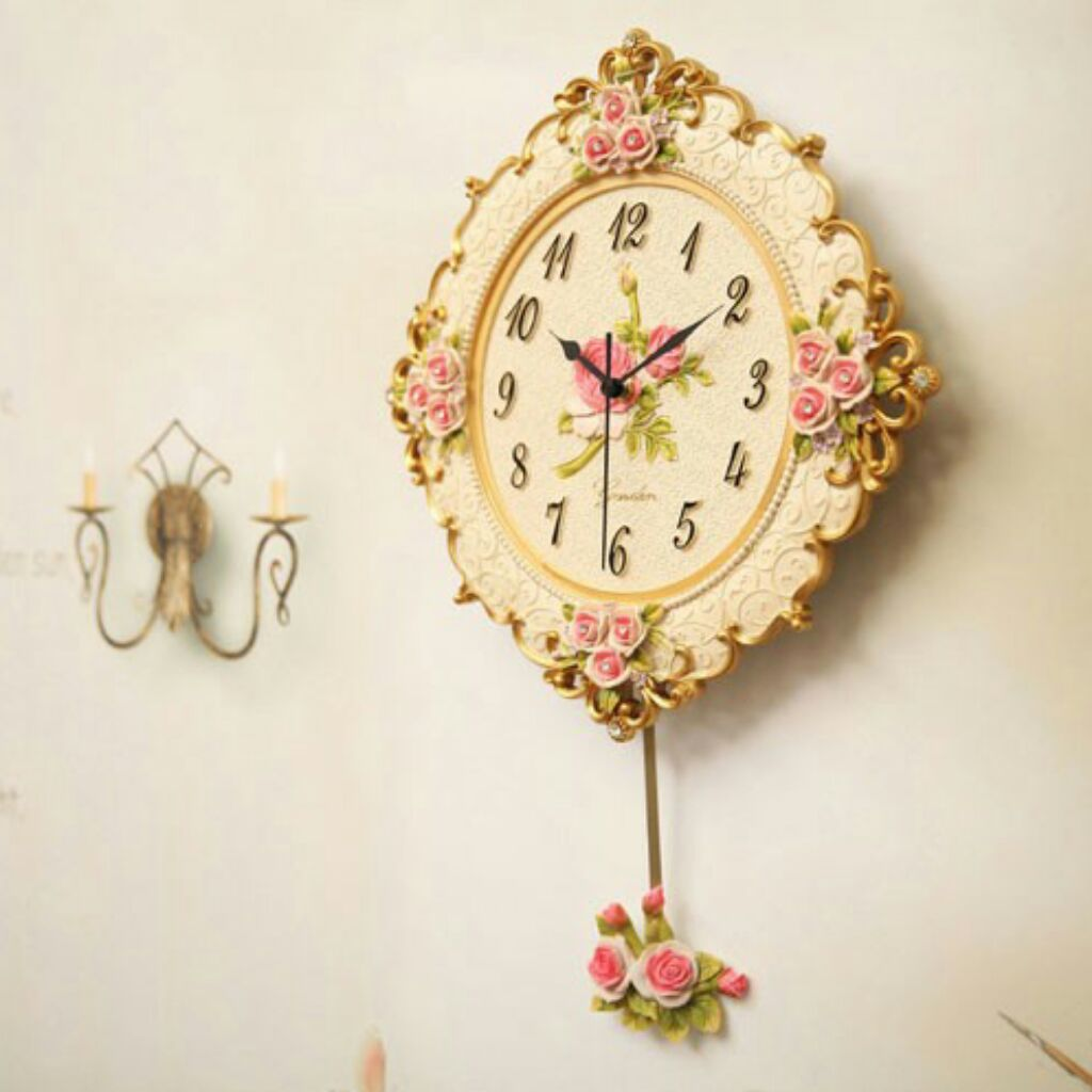 antique wall clock vintage furniture in Singapore