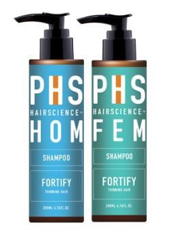 best shampoo for hair loss singapore phs hairscience fem hom fortify female male