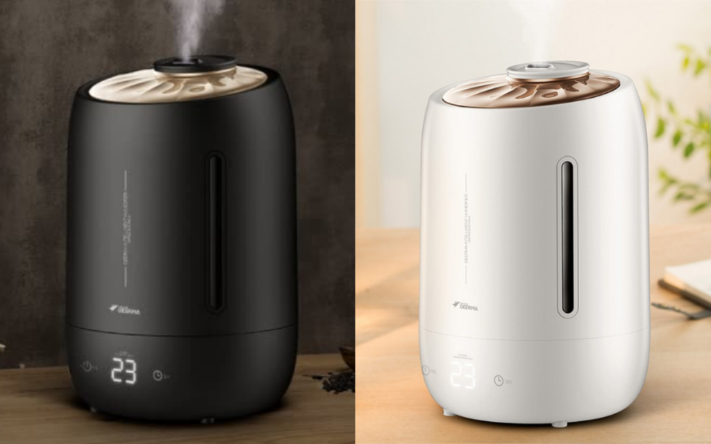 deerma humidifier, best humidifiers in singapore
