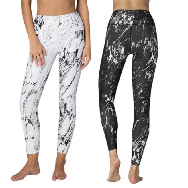 yoga marble pants affordable yoga clothes singapore