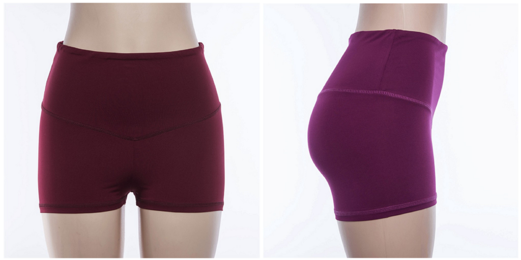yoga shorts affordable yoga clothes in singapore