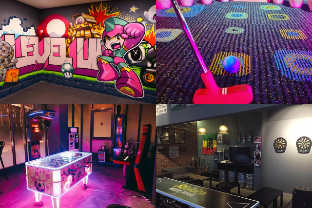 Arcade Machines, Darts & Pool: 7 Best Bars With Games In