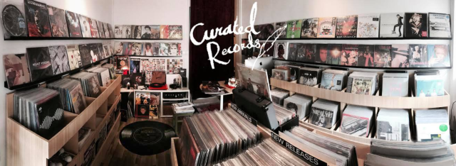 vinyl records in singapore curated records