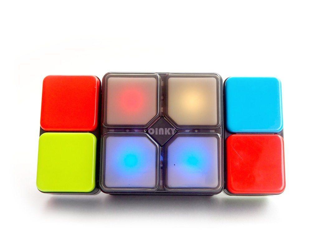 dinky flip cube brain teaser for kids