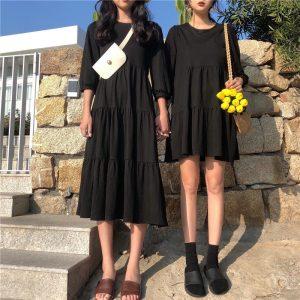 Matchy Dress
