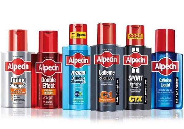 best shampoo hair loss alpecin caffeine shampoo