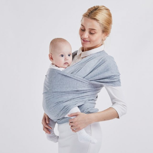 best baby carrier singapore wrap grey mum