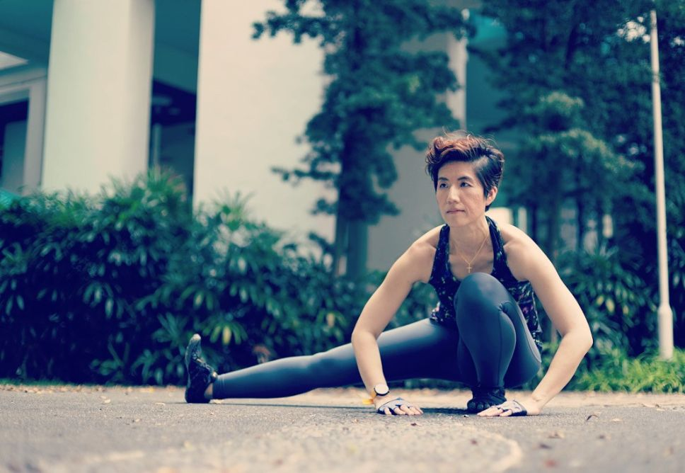 karenleefitness personal trainer singapore
