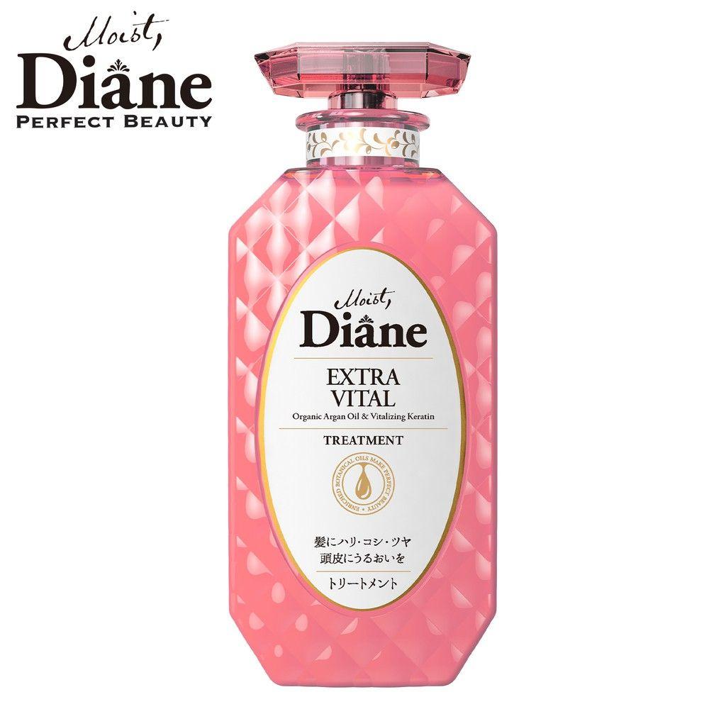 moist diane extra vital best shampoo for hair loss singapore