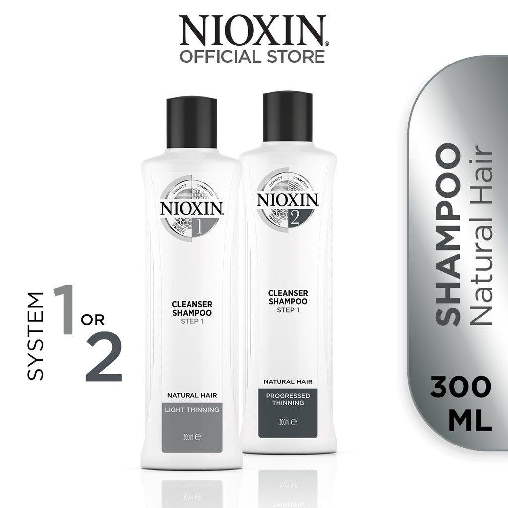 nioxin best anti hairloss shampoo singapore