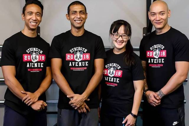 personal trainer singapore strength avenue featured