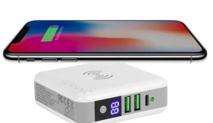 qi wireless best power banks